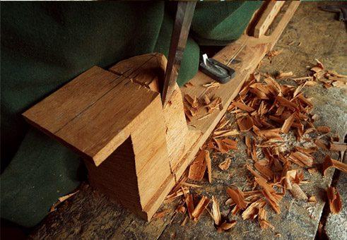 Tallado de madera